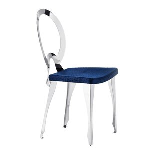 Revolution Upholstered Dining Chair by Midj
