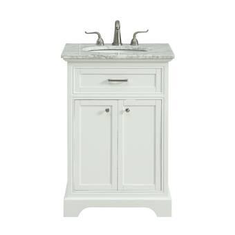 Darry 24 Single Bathroom Vanity
