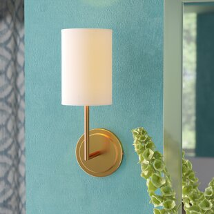 Noor 1-Light Armed Sconce by Andover Mills