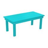 Kraft Rectangular Coffee Table by Rosecliff Heights