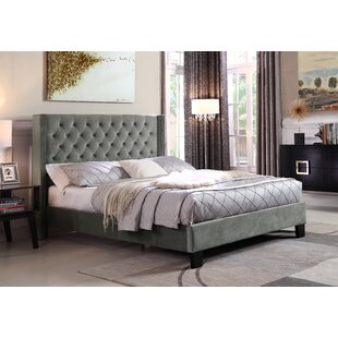 Inexpensive Bradninch Upholstered Platform Bed by Everly Quinn Reviews (2019) & Buyer's Guide