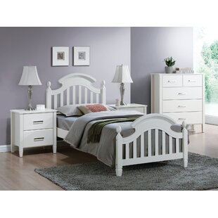 Nashville European Double Bed Frame By August Grove