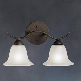 Looking for Cayman 2-Light Vanity Light By Alcott Hill