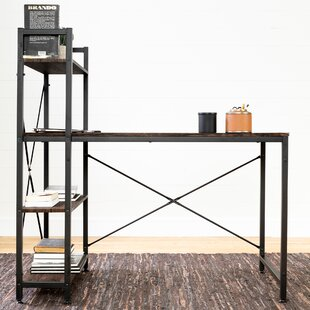 Evane Industrial Computer Desk by South Shore