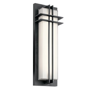 Heitz 2-Light LED Outdoor Flush Mount