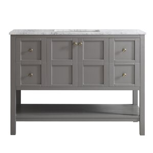 Bathroom Cabinets 48 Inch 48 inch bathroom vanities you'll love | wayfair