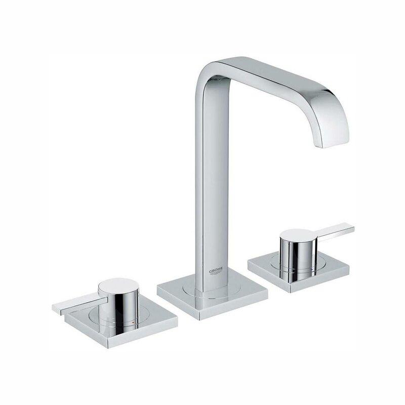 Grohe Allure Widespread Bathroom Faucet