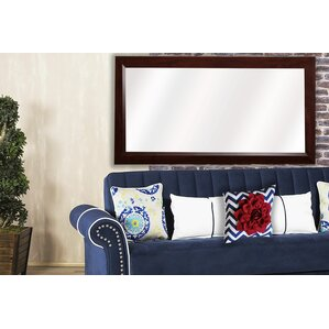 accent mirrors living room. Diaw Vanity Accent Mirror Rectangle Walnut Wall Mirrors You ll Love  Wayfair