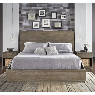 Gracie Oaks Scaggs Platform Bed