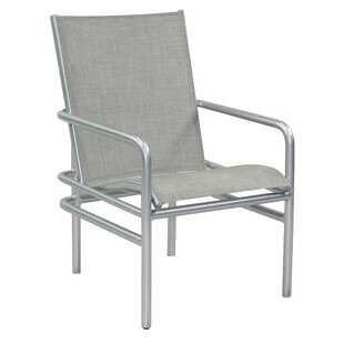 Helios Sling Patio Dining Chair