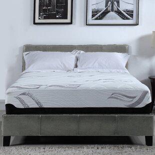 High-Density 13 Plush Memory Foam Mattress ByMadison Home USA