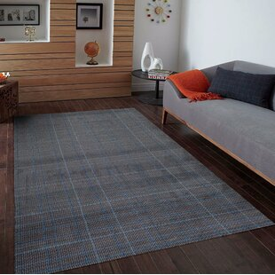 Cretien Gray Indoor/Outdoor Area Rug