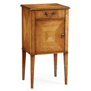1 Drawer Nightstand by Jonathan Charles Fine Furniture