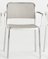 Audrey Armchair (Set of 2) By Kartell