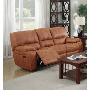 Orleans Reclining Sofa by Living In Style