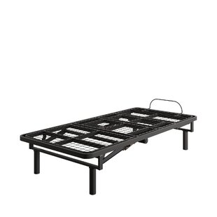 Inexpensive Adjustable Bed Base By Alwyn Home