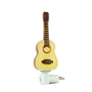 Affordable Porcelain Guitar Night Light By Mr. MJs