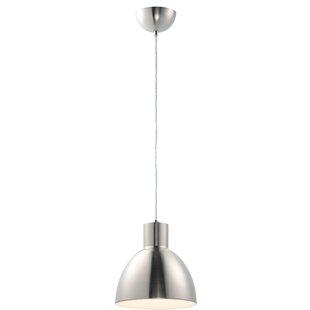 Claus 1-Light Bell Pendant..