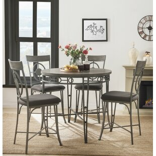 Stamford 5 Piece Dining Set by Canora Grey