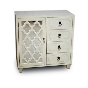 Rockett 1 Door 4 Drawer Server by World Menagerie