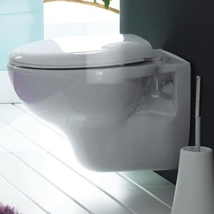 CeraStyle by Nameeks Lila 1.32 GPF Round Toilet Bowl