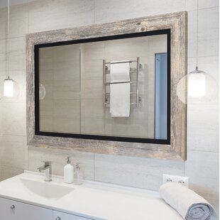 Best Price Hilde Bathroom Mirror By Longshore Tides