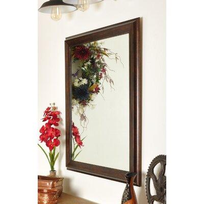 BrandtWorksLLC Hill Vintage Copper Wall Mirror Size: 54.5 H x 31.5 W x 1 D