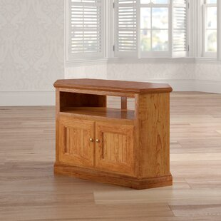 Didier Solid Wood TV Stand For TVs Up To 55