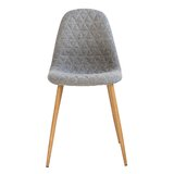 Ledesma Upholstered Side Chair (Set of 2) by George Oliver