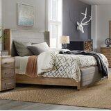 Urban Elevation Upholstered Standard Bed by Hooker Furniture