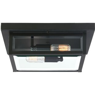 Elroy 2-Light Outdoor Sconce