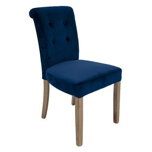 Auburn Road Upholstered Dining Chair (Set Of 2) By Ophelia & Co.
