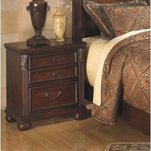 Rosia 2 Drawer Night Stand
