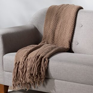 Wondrous Nader Tweed Knitted Design Throw Gmtry Best Dining Table And Chair Ideas Images Gmtryco