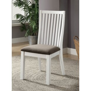 Adamou Dining Chair (Set of 2) August Grove