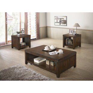 Millwood Pines Liberty 2 Piece Coffee Table Set