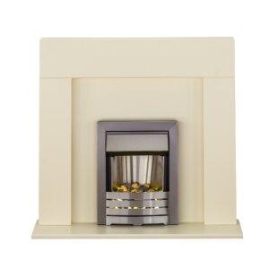 Palembang Electric Fireplace By Wade Logan