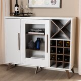 Masam Bar with Wine Storage by Wrought Studio