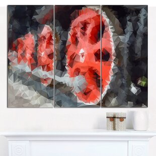 36 x 48 ArtWall William Turners Rain Steam and Speed The Great Western Railway 4 Piece Gallery-Wrapped Canvas Wall Art Set