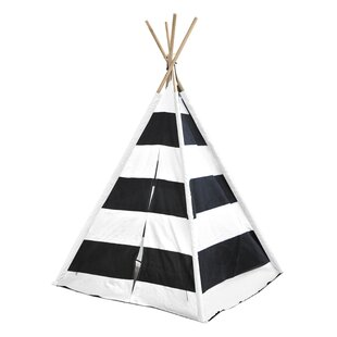 Reviews Kids Play Pop-Up Play Teepee with Carrying Bag By Heritage Kids