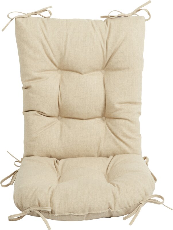 Chair cushions ikea justina chair pad foam provides great for Chair pillow