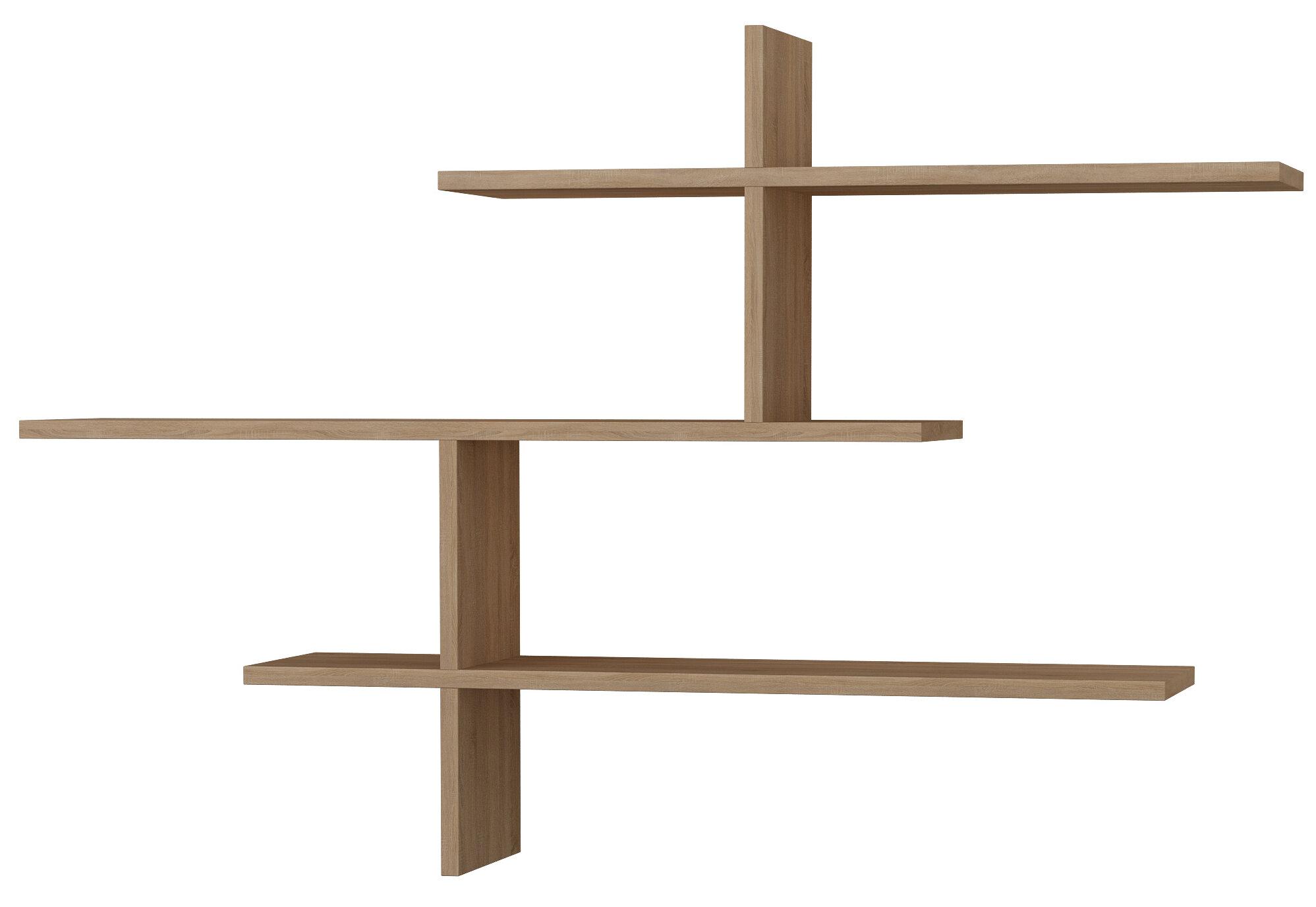 Mckelvy Modern Wall Shelf
