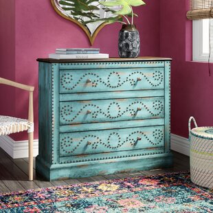 Westhampton 3 Drawer Accent Chest