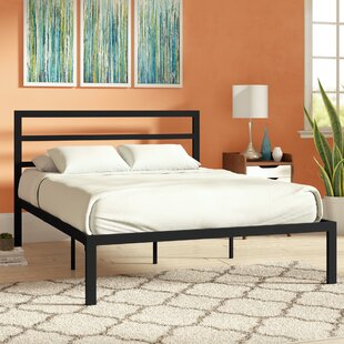 Price Check Sindel Platform Bed with Mattress by Ebern Designs Reviews (2019) & Buyer's Guide