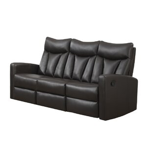 Reclining Sofa by Monarch Specialties Inc.