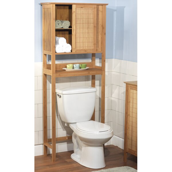 Delightful Over The Toilet Storage Cabinets | Wayfair