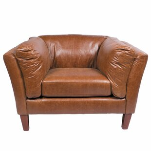 Almond Club Chair by Joseph Allen