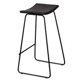 Arron Yuki Solid Wood 29.5 Bar Stool by Ebern Designs