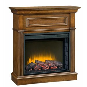 The Briarton Electric Fireplace by Comfort Glow