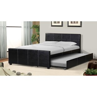 Siping Trundle Platform Bed by Mack & Milo